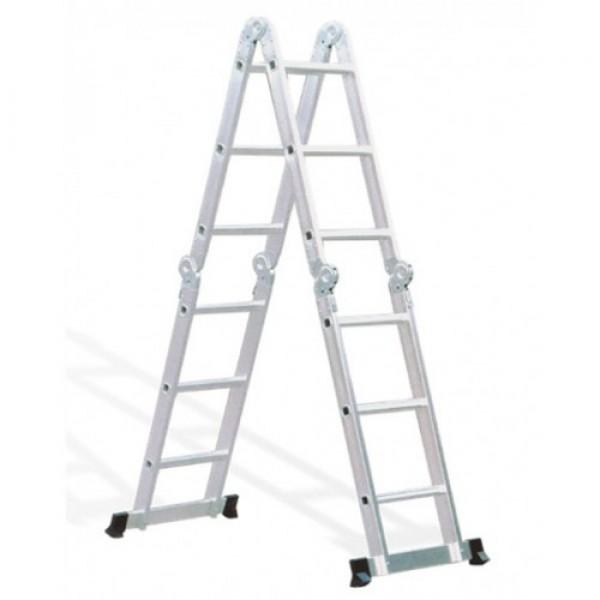 103CL - Σκάλα Αλουμινίου Πολλαπλών Χρήσεων 4 X 3