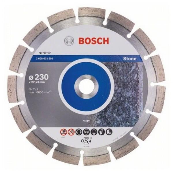 Bosch - Διαμαντόδισκος κοπής Expert for Stone 230mm