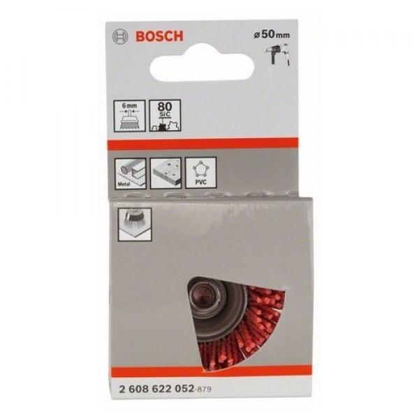 BOSCH - Ποτηροειδής Βούρτσα Αφαίρεσης Υλικού 50mm