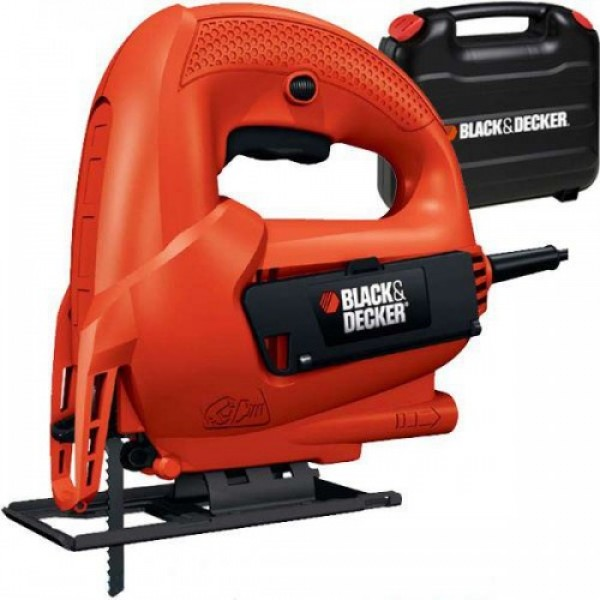 Black and Decker - KS777K Σέγα Ρυθ. Ταχ. 520W