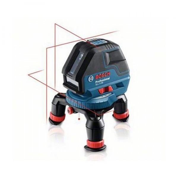 Bosch - GLL 3-50 Λέιζερ Γραμμών με BM1 σε L-Boxx