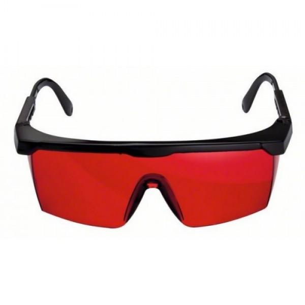 BOSCH - Γυαλιά λέιζερ (κόκκινα) Professional
